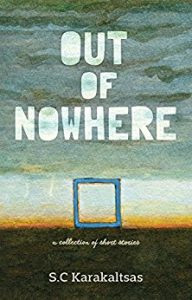 Book Cover Out of Nowhere by S.C. Karakaltsis