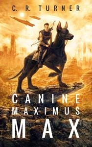 Canine Maximus Max Book Cover