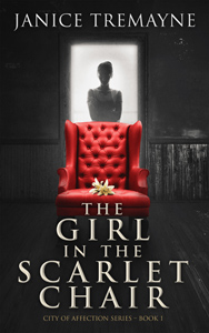 Book Cover: The Girl in the Scarlet Chair
