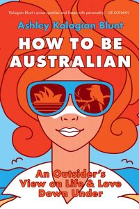 Book Cover - How to Be Australian