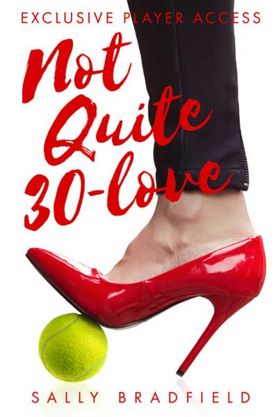 Book Cover - Not Quite 30-Love