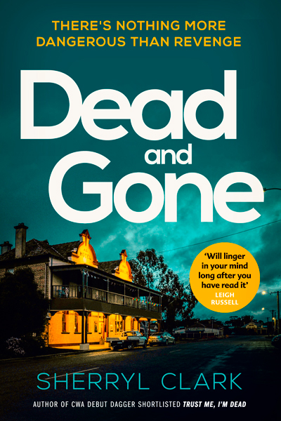 Dead and Gone Book Cover