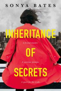 Book Cover - Inheritance of Secrets