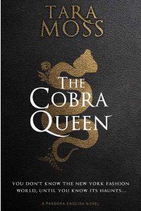 The Cobra Queen - Book Cover