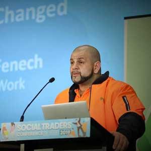 Simon Fenech - Author