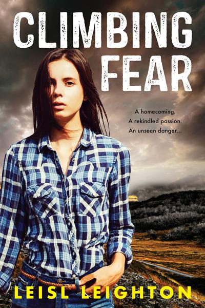 Climbing Fear_Book Cover