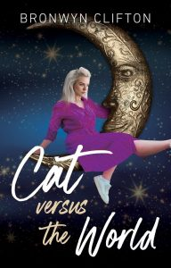 Book Cover - Cat Versus The World