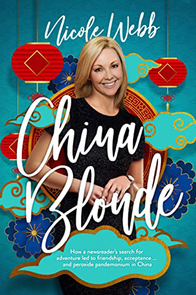 China Blonde_BookCover