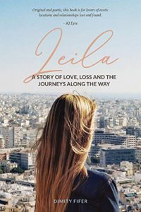 Book Cover - Leila