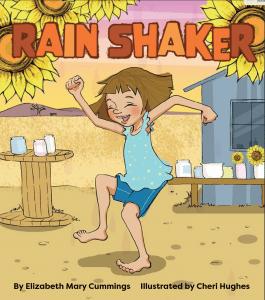 Book Cover - Rain Shaker