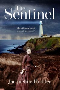 Book cover - The Sentinel