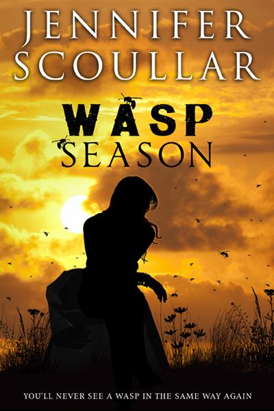 Book cover - Wasp Season
